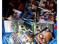 DVD collection superhero kids action