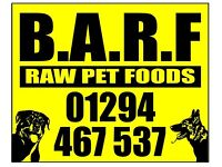 Raw Pet Food in North Ayrshire