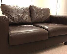 Leather Sofa (used)