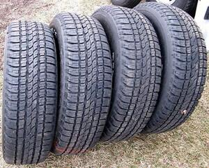 ALL SEASONS 235/65/16 FIRESTONE SET OF 4 $280.00 (NPF28112)