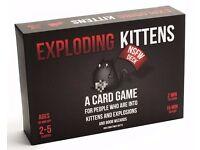 Exploding Kittens Card Game Brand New