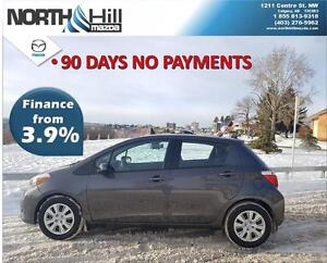 2014 Toyota Yaris LE Hatchback 90 Days No Payments!!!!!