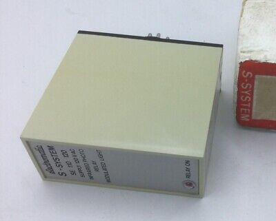 Se 110 120 Electromatic Infrared Photo Relay - Se110 120