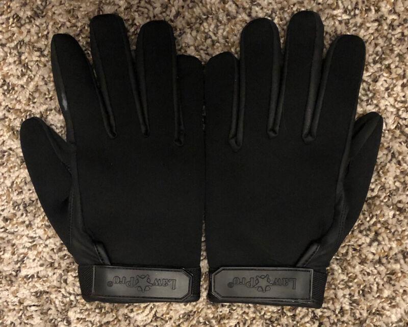 Black Law Pro Gloves