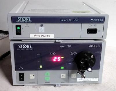 Karl Storz Tricam Sl Ntsc 202221 20 Xenon 300 201330 20