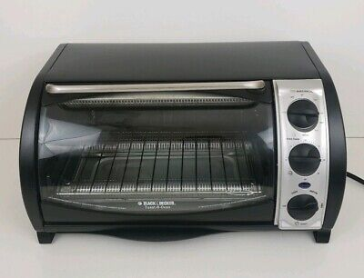 Black & Decker Toast R Oven Broiler Classic Line Model TRO8510 Kitchen (Black And Decker Toast R Oven Classic Line)
