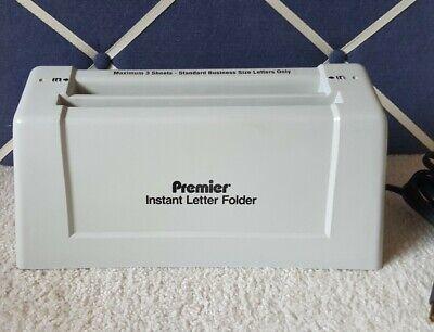 Martin Yale 1400 Premier Instant Letter Folder Free Shipping