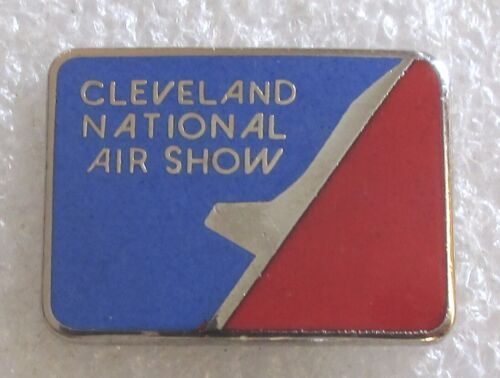 Cleveland National Air Show Souvenir Collector Pin - Ohio