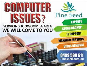 PineSeed IT Solutions Jondaryan Toowoomba Surrounds Preview