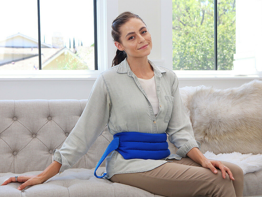 My Heating Pad Menstrual Cramps Pain Reliever Adjustable Hot