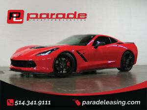 2014 Chevrolet Corvette Z51 3LT Coupe