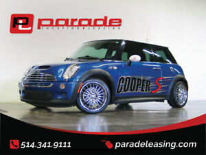 2005 MINI Cooper Hardtop S Coupe
