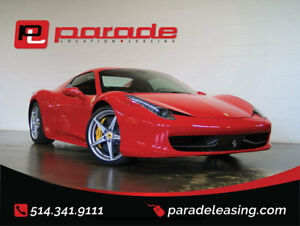 2014 Ferrari 458 Spider 562HP! IMPECCABLE!