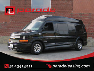 2016 Chevrolet Express 3500 Extended Diesel *CONVERSION EXPLORER