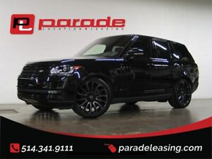 2016 Land Rover Range Rover Supercharged *LOW KMS*