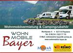 wohni2015 Camping /Wohnmobilzubehör