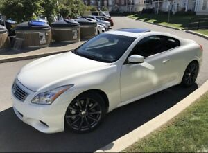 G37 S coupe 2007