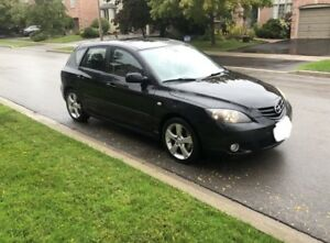 06 Mazda Mazda3 GT Hatchback. Cheap on Has And Insurance
