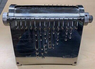 Vintage Depuy Sterilization Casesystem With Plates