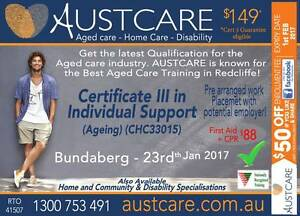 Aged Care Course Bundaberg 23rd JAN 2017 Bundaberg Central Bundaberg City Preview