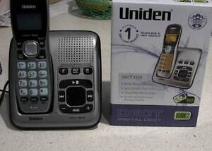 Telephone Uniden 1 handset home phone Evanston Park Gawler Area Preview