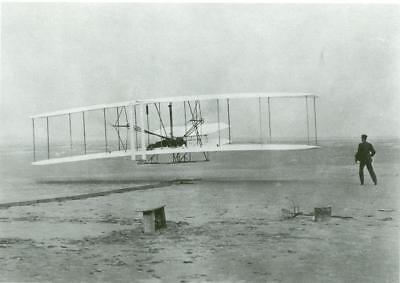 (Kill Devil Hills NC Wright Brothers Natn'l Memorial first flight unused postcard)