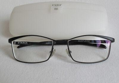 original Starck Mikli P0003 01 Design Brille / Glasses - Luxus & Edel selten RAR