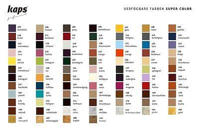 Lederfarbe für Naturleder, Sythetik und Textil – Super Color + Preparer (Set)