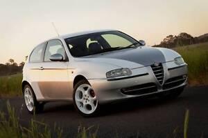 2001 Alfa Romeo 147 Hatchback custom paint Clunes Hepburn Area Preview