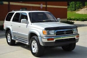 Looking for someone with Toyota 4Runner experience