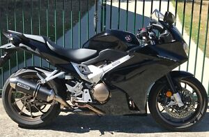 Honda VFR800F,2014, FREE FREIGHT TO MELBOURNE ,$9900. Youngtown Launceston Area Preview