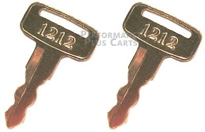 Yamaha Golf Cart Key - Set of 2