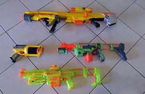 Nerf Dart Guns, one collectable Angle Vale Playford Area Preview