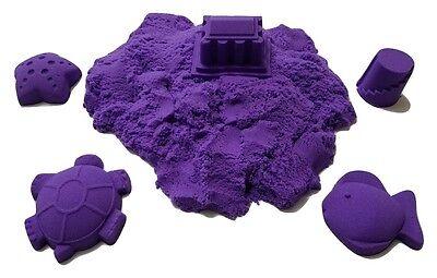 2 lb Refill Purple Space Sand / Moon Crazy Magic Sand Mold-N-Play Kids Kinetic