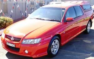 2005 Holden Crewman Ute Armidale Armidale City Preview