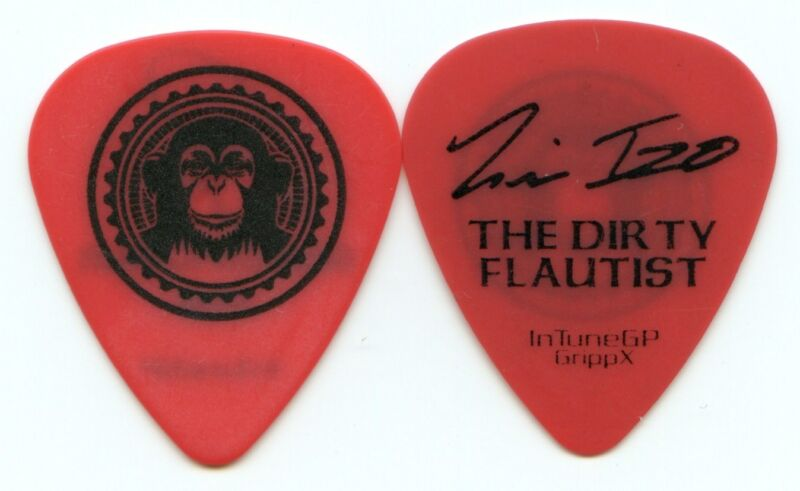 BLACK EYED PEAS 2006 Monkey Tour Guitar Pick!!! TIM IZO custom concert stage #3