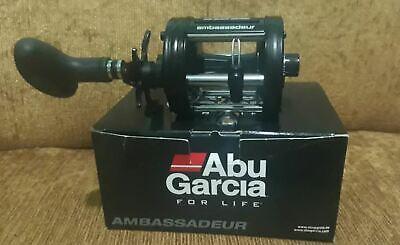 Abu Garcia PR-6500BE Ambassadeur Pro Rocket Black Edition Baitcasting Reel