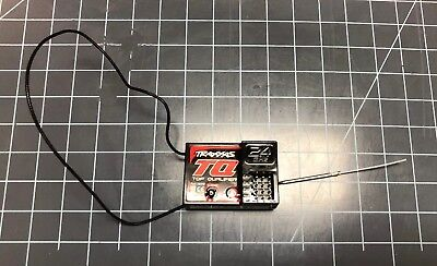 - Traxxas Micro Receiver TQ 2.4GHZ, 3 Channel TRA6519