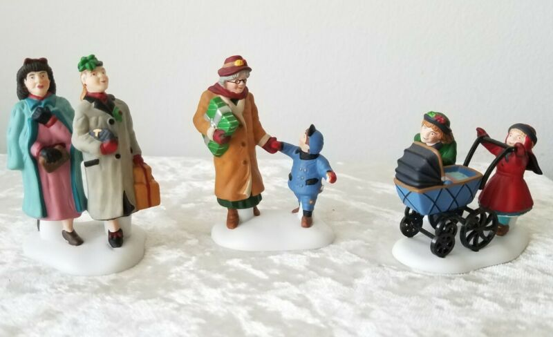 Dept 56 Christmas In The City - Let