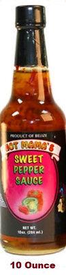 Mama Sweet Sauce (HOT MAMAS® DIRECT IMPORT HOT SAUCE - 10 OZ. SWEET)