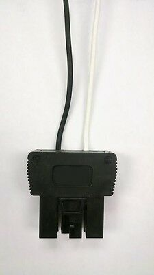Power Wheels Male 12v Battery Connector - Vehicle & Charger -