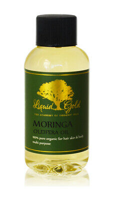 2 oz PREMIUM MORINGA OIL PURE ORGANIC BEST QUALITY NATURAL SKIN CARE (Best Natural Anti Aging Skin Care Products)