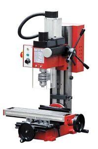 Sieg SX2-L 500w Brushless Motor Hi-Torque Dovetail Mill Milling & Drill Machine