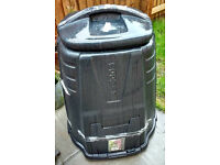Garden composter - 220L new