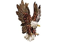 Design toscanno beautiful flying eagle wall plaque /new in the box