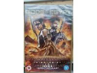 Gods of Egypt unopened DVD