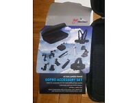 GOJI ADVENTURE GOPRO accessory set