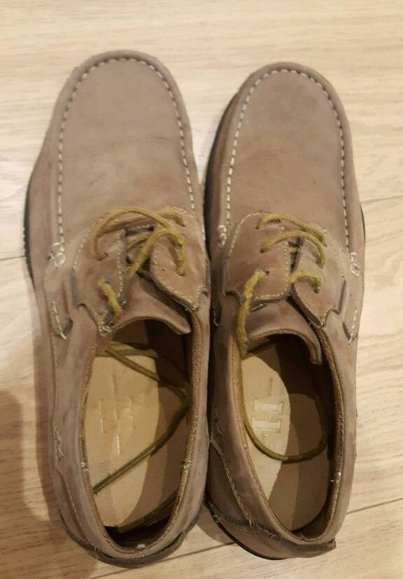 Men's suede shoes size 7 great condition