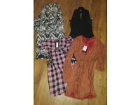Womens clothes size 10-12
