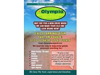 Olympia Driveway & Garden maintenance. Drives/patios/decking/walls will look brand new!